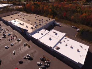 Commercial Roofing Contractor Company