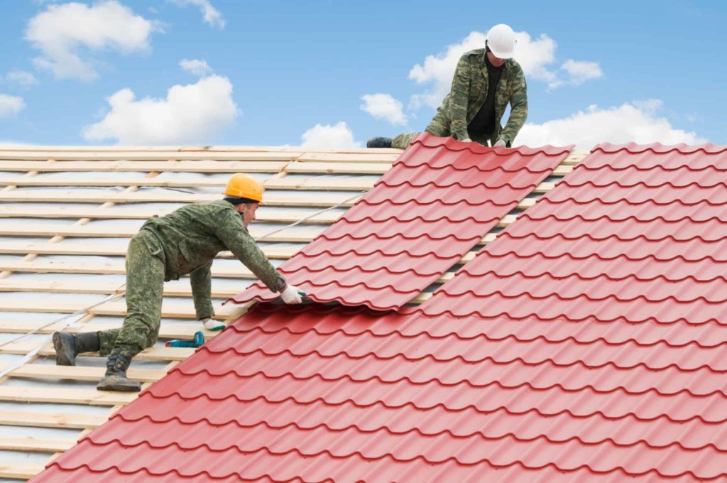 roof repair Oshkosh
